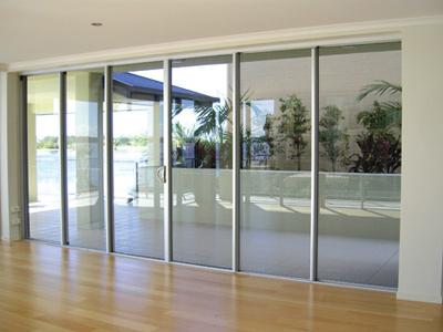 aluminium sliding doors image 1